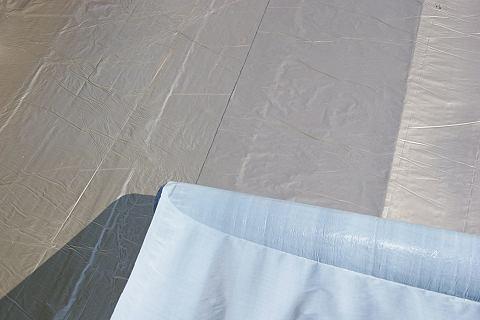 KARIBU Мембрана крыши 5m² столик на коле...