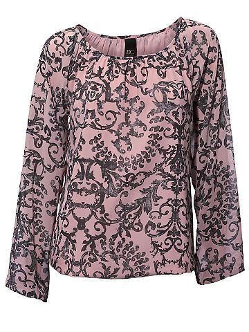 Блузка с набивным рисунком с Ornamente...
