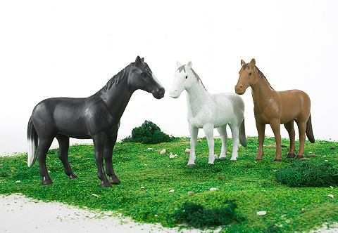 ® 02306 Pferd контрастный sortiert...