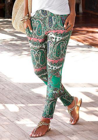 Пляжный брюки пляжные с этнический при...