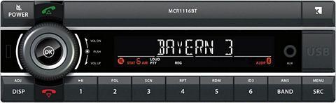 AXION Автомобильное радио »MCR 1116 BT...