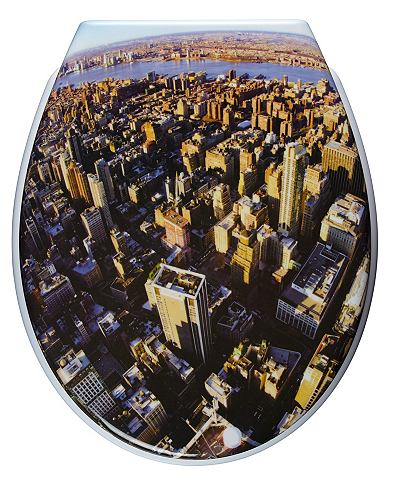 WC-крышка »Downtown« с Фун...