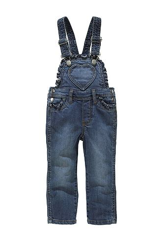 KIDOKI Комбинезон джинсовый
