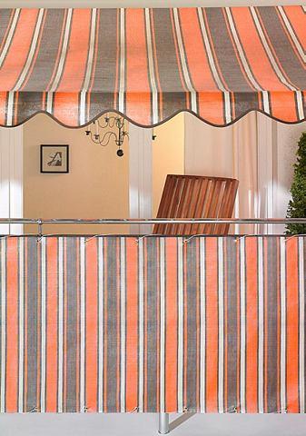 Занавес балкона orange/braun (in 2 H&o...