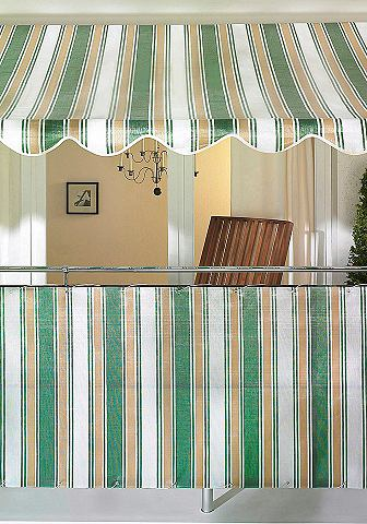 Занавес балкона beige/gr