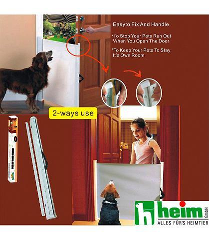 Защитный забор для собак »Hunde ...