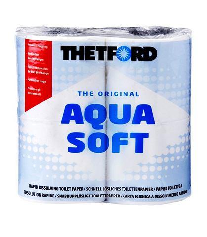 Туалетная бумага »Aqua Soft&laqu...