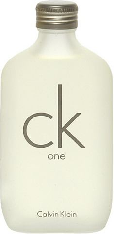 "Eau de Toilette ""c K one"""