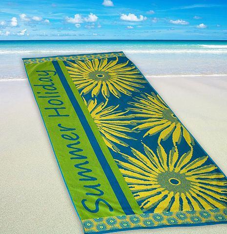 Пляжное полотенце летнее Holiday&laquo...