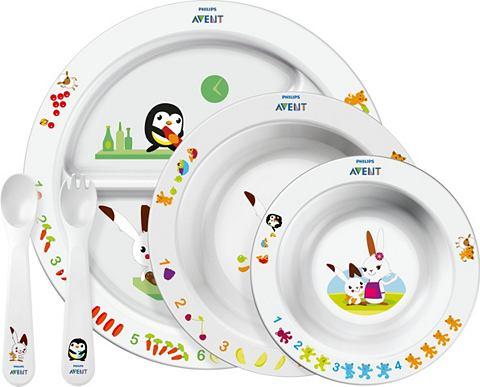 Набор детской посуды SCF716/00 для Kin...