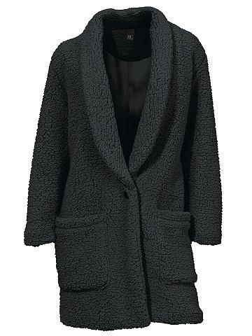 Пальто с großem Reverskragen