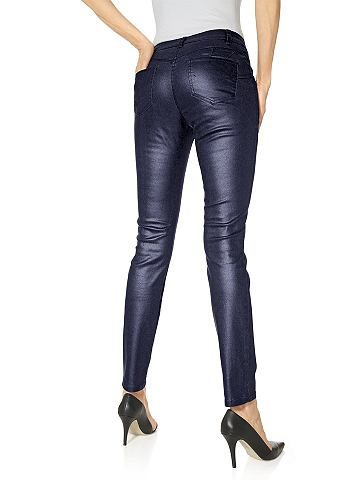 Push-up джинсы с Glanzeffekt