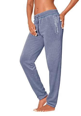 Kanga ROOS пестрый брюки для отдыха с ...
