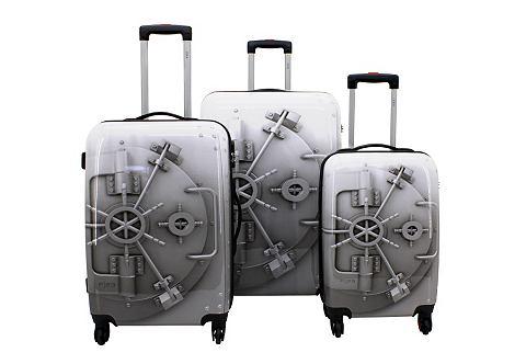 ? набор чемоданов с 4 колесики »...