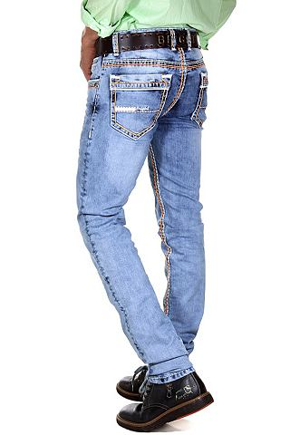 Bright джинсы джинсы стрейч regular фо...
