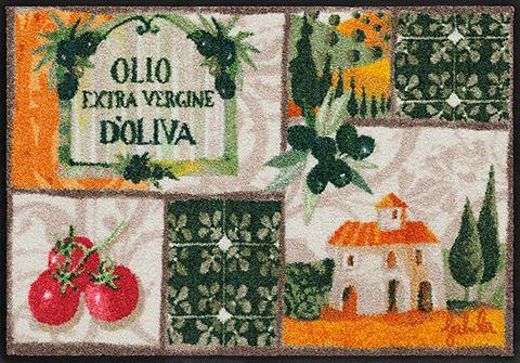 Коврик для двери »Toscana Patchw...