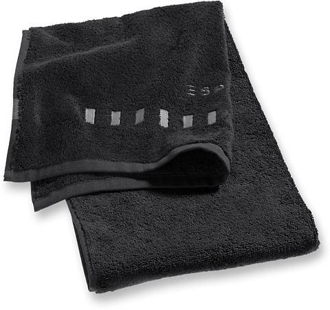 Полотенце банное Esprit »Solid&l...