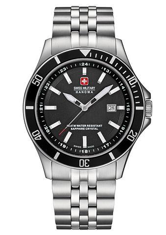 SWISS MILITARY HANOWA Schweizer часы »FLAGSHIP 06-5161...