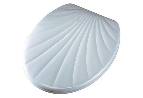 WC-крышка »Muschel«