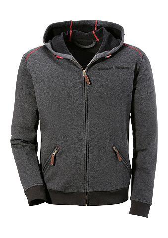 Herren спортивный свитер с капюшон