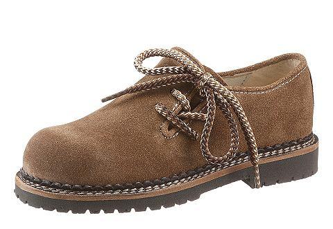 Детские ботинки Spieth & Wensky