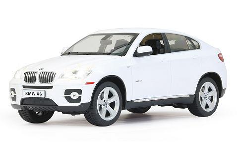 RC-Auto »BMW X6 1:14 weiß&...