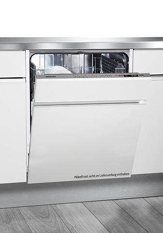 Vollintegrierbarer посудомоечная машин...