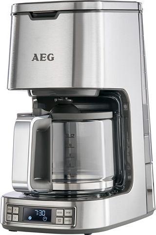 AEG кофеварка из нержавеющей стали коф...