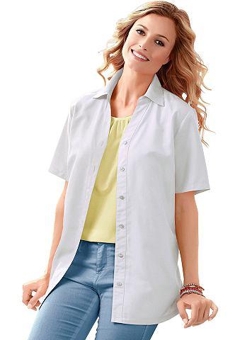 Блуза в Microfaser-Qualität