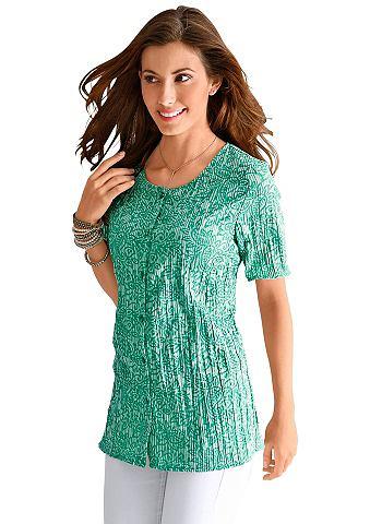 Блуза в с мятым эффектом
