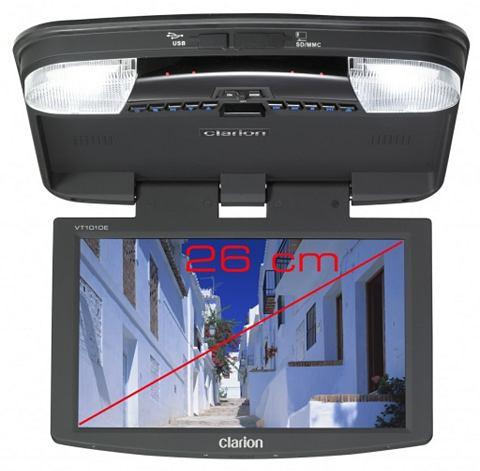 "CLARION 102"" LCD monitor с DVD-Player для..."