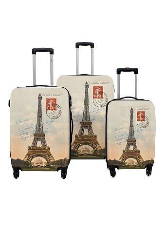 ? чемоданы с 4 колесики »Paris&l...