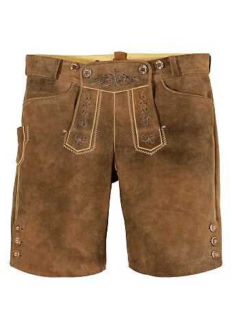 Herren брюки кожаные короткая вышитый ...