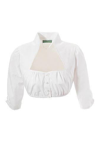 Блузка из национального костюма с выре...