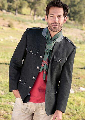 Пиджак в национальном стиле Futter с м...