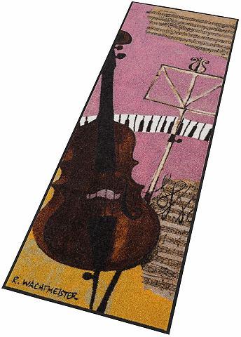 ROSINA WACHTMEISTER Коврики »Violincello« rech...