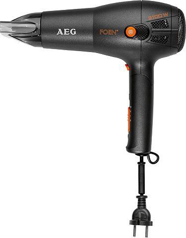 AEG фен для волос HT 5650 2100 Watt