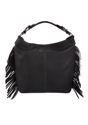 Сумка сумка с боковой бахрома