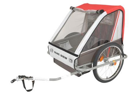 Велосипедный прицеп Kinderanhänge...