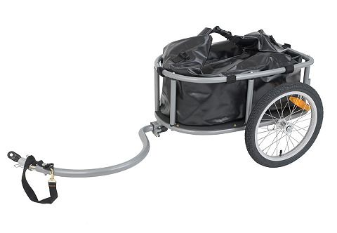 Велосипед багажник schwarz-grau