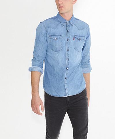 ® рубашка джинсовая