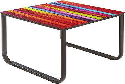 Стол quadratisch с стеклянная пластина...