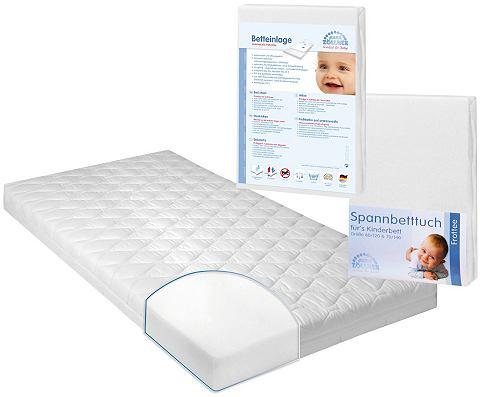 ZÖLLNER Комплект: матрас для Babys & дети ...