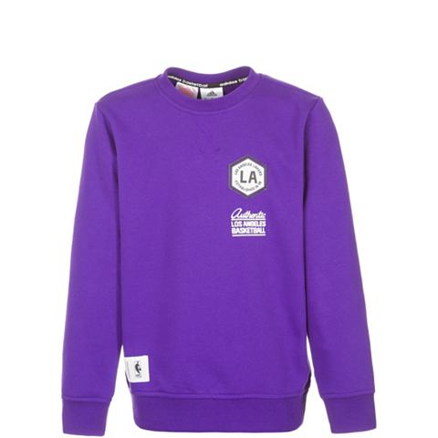 Los Angeles Lakers Washed Crew кофта с...