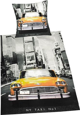 YOUNG COLLECTION Постельные принадлежности »Taxi&...