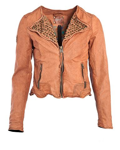 Куртка кожаная для женсщин »Bize...