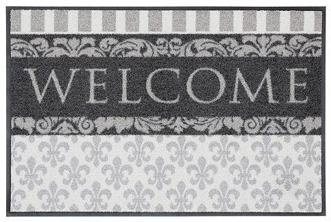 Коврик для двери »Welcome Lilien...