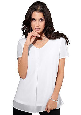 Création L блуза из легко прозр...