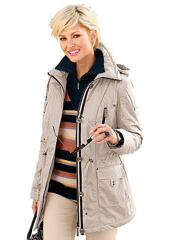 Куртка с с кулиской