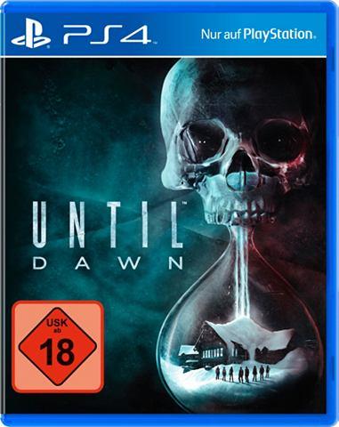 Until Dawn Play подставка 4